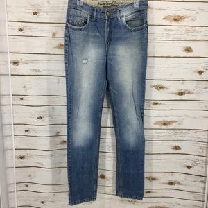 Max distressed denim jeans Youth Casual Division